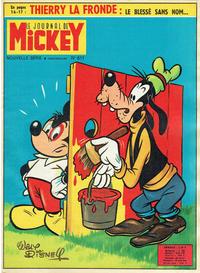 Cover Thumbnail for Le Journal de Mickey (Disney Hachette Presse, 1952 series) #611