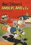 Cover for Anders And & Co. (Egmont, 1949 series) #5/1950