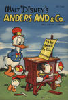 Cover for Anders And & Co. (Egmont, 1949 series) #6/1950