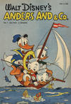 Cover for Anders And & Co. (Egmont, 1949 series) #7/1950