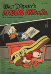 Cover for Anders And & Co. (Egmont, 1949 series) #10/1950