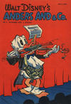 Cover for Anders And & Co. (Egmont, 1949 series) #11/1950