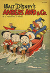 Cover for Anders And & Co. (Egmont, 1949 series) #2/1952