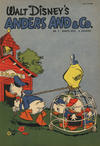 Cover for Anders And & Co. (Egmont, 1949 series) #3/1952