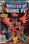 Cover Thumbnail for Master of Kung Fu (1974 series) #118 [Canadian]