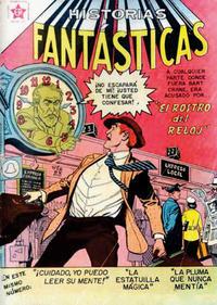 Cover Thumbnail for Historias Fantásticas (Editorial Novaro, 1958 series) #3