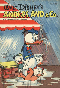 Cover Thumbnail for Anders And & Co. (Egmont, 1949 series) #9/1950