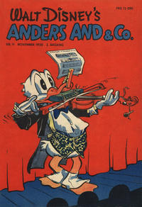 Cover Thumbnail for Anders And & Co. (Egmont, 1949 series) #11/1950