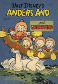 Cover Thumbnail for Anders And & Co. (Egmont, 1949 series) #2b/1952