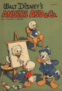 Cover Thumbnail for Anders And & Co. (Egmont, 1949 series) #5/1952