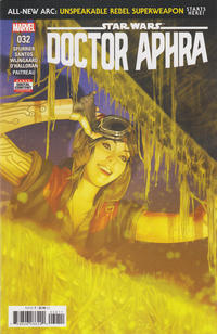 Cover Thumbnail for Doctor Aphra (Marvel, 2017 series) #32