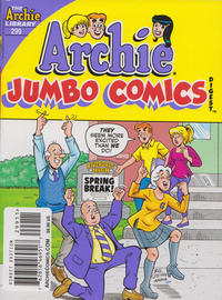 Cover Thumbnail for Archie Double Digest (Archie, 2011 series) #299