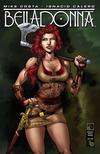Cover for Belladonna (Avatar Press, 2015 series) #0 [Kickstarter Century Stunning - Jose Luis]
