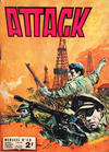 Cover for Attack (Impéria, 1971 series) #50