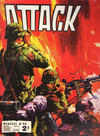 Cover for Attack (Impéria, 1971 series) #64