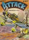 Cover for Attack (Impéria, 1960 series) #25