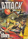 Cover for Attack (Impéria, 1971 series) #42