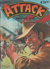 Cover for Attack (Impéria, 1960 series) #20