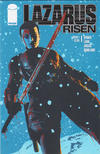 Cover for Lazarus: Risen (Image, 2019 series) #1