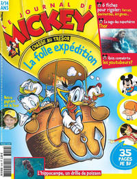 Cover Thumbnail for Le Journal de Mickey (Disney Hachette Presse, 1952 series) #3449