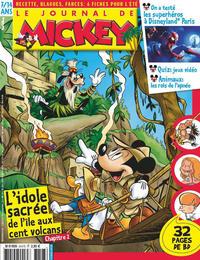 Cover Thumbnail for Le Journal de Mickey (Hachette, 1952 series) #3447