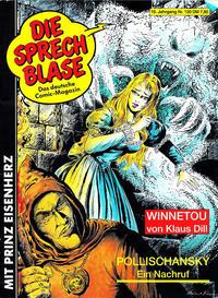 Cover Thumbnail for Die Sprechblase (Norbert Hethke Verlag, 1978 series) #120