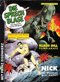 Cover Thumbnail for Die Sprechblase (Norbert Hethke Verlag, 1978 series) #121