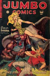 Cover Thumbnail for Jumbo Comics (Superior, 1951 series) #159