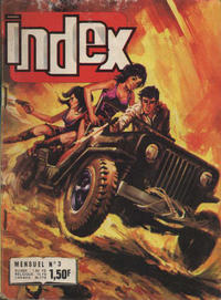 Cover Thumbnail for Index (Impéria, 1972 series) #3