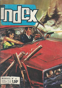 Cover Thumbnail for Index (Impéria, 1972 series) #6