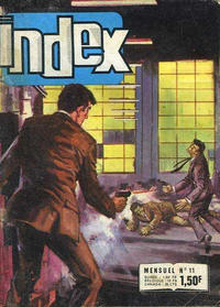 Cover Thumbnail for Index (Impéria, 1972 series) #11
