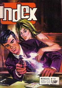 Cover Thumbnail for Index (Impéria, 1972 series) #13