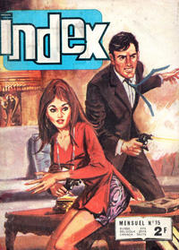 Cover Thumbnail for Index (Impéria, 1972 series) #15