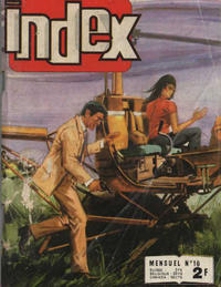 Cover Thumbnail for Index (Impéria, 1972 series) #16