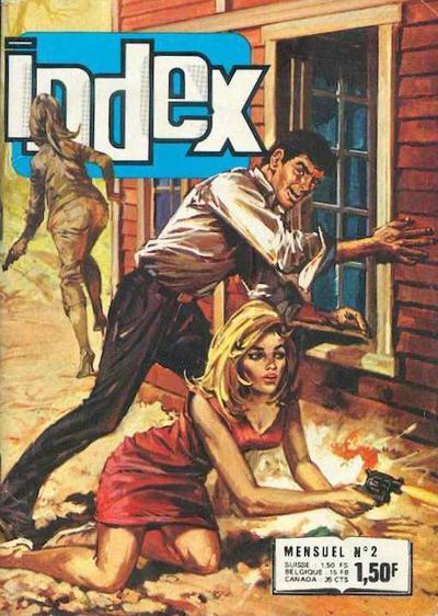 Cover for Index (Impéria, 1972 series) #2