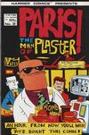 Cover for Paris the Man of Plaster (Harrier, 1987 series) #2