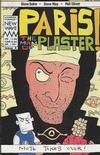 Cover for Paris the Man of Plaster (Harrier, 1987 series) #4