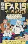 Cover for Paris the Man of Plaster (Harrier, 1987 series) #6
