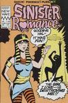 Cover for Sinister Romance (Harrier, 1988 series) #1