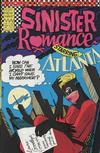 Cover for Sinister Romance (Harrier, 1988 series) #2