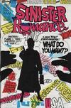 Cover for Sinister Romance (Harrier, 1988 series) #3