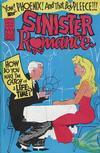 Cover for Sinister Romance (Harrier, 1988 series) #4