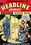 Cover for Headline Comics (Prize, 1943 series) #v2#11 (23)
