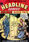 Cover for Headline Comics (Prize, 1943 series) #v2#11 (23)