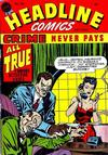 Cover for Headline Comics (Prize, 1943 series) #v3#1 (25)