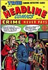 Cover for Headline Comics (Prize, 1943 series) #v3#2 (26)