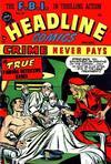 Cover for Headline Comics (Prize, 1943 series) #v3#3 (27)