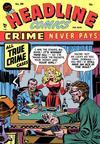 Cover for Headline Comics (Prize, 1943 series) #v3#4 (28)