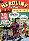 Cover for Headline Comics (Prize, 1943 series) #v3#5 (29)