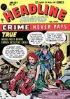 Cover for Headline Comics (Prize, 1943 series) #v3#6 (30)